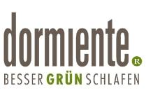 dormiente Besser Grün schlafen Logo