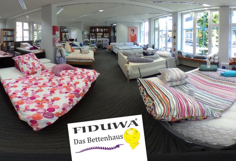 FIDUWA Showroom in Hattingen. Mehr 360 Grad Bilder finden Sie unter Showroom.