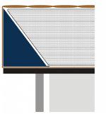 Infografik Aufbau der SOFTSIDE PLUS Zarge eines Wasserbettes von Blu Times