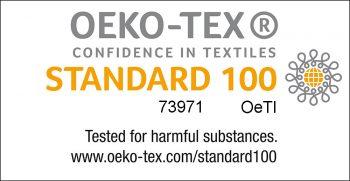 OEKO-TEX Standard 100 73971 OeTI - BluTimes Wasserbetten