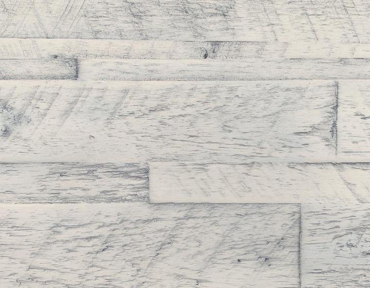 HASENA Holzmuster Akazie Vintage white, lackiert (61)