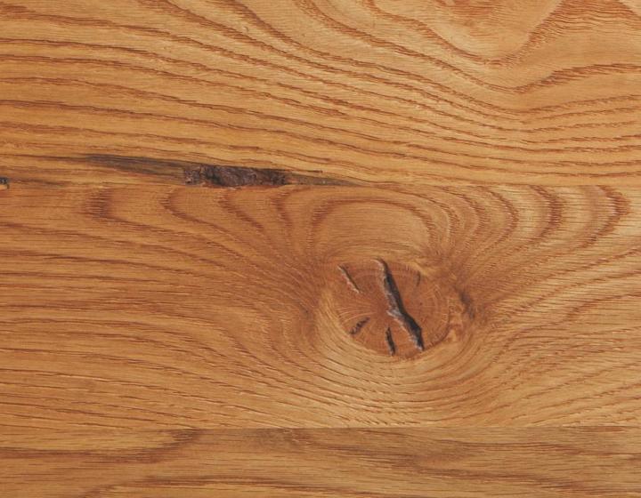 HASENA Holzmuster Wildeiche natur, gebürstet, geölt (93)