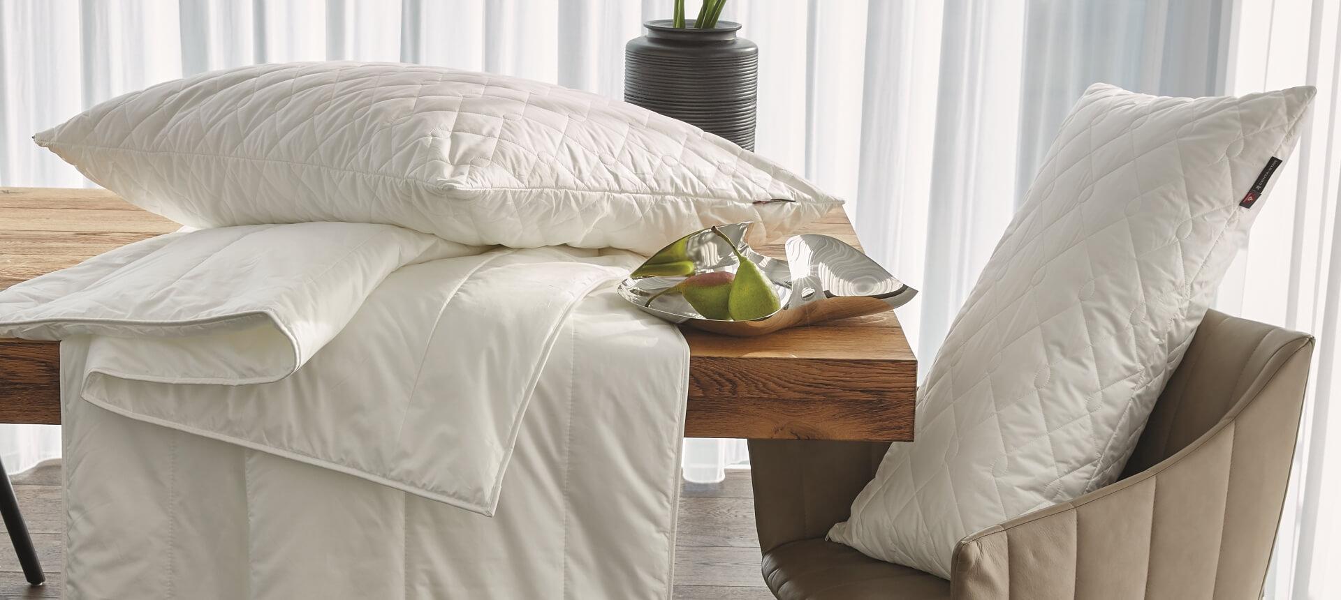 Centa-Star Royal - die atmungsaktive Bettdecke
